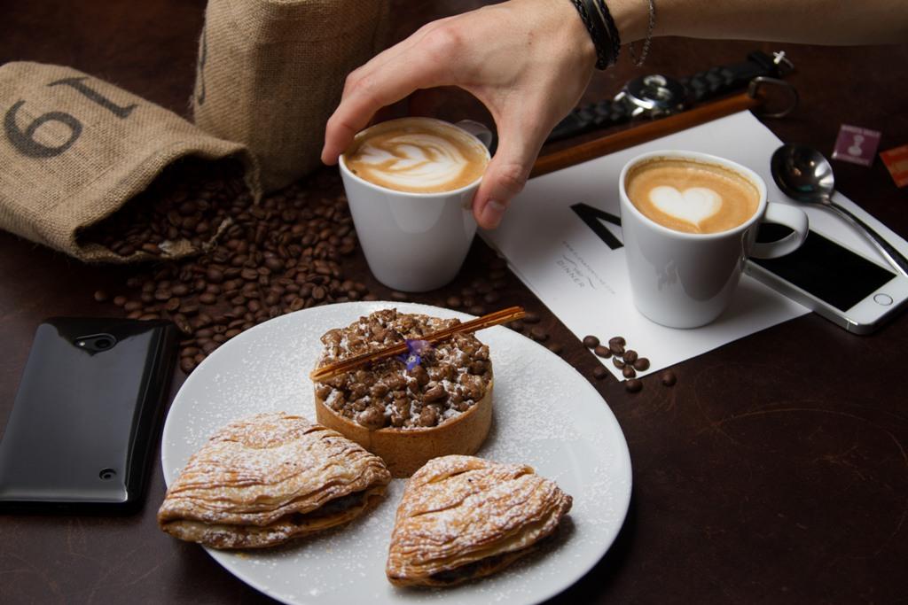 Four Seasons Hotel presenta su blend de café de primavera