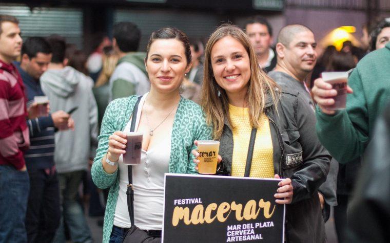 Llega a Mar del Plata la segunda edición de Macerar, una gran fiesta cervezal