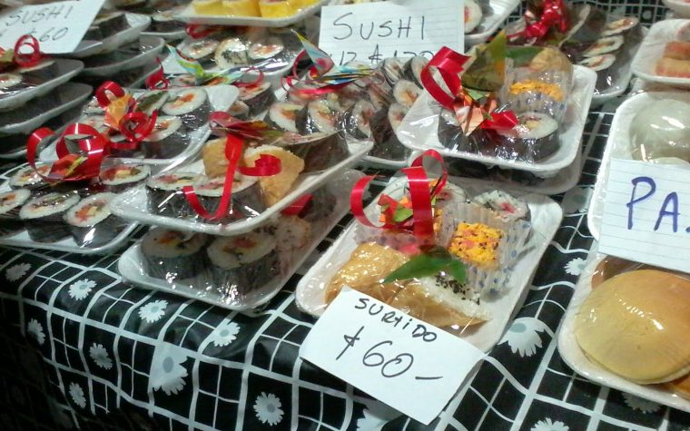 Llega una Kermesse Japonesa bien a la argentina