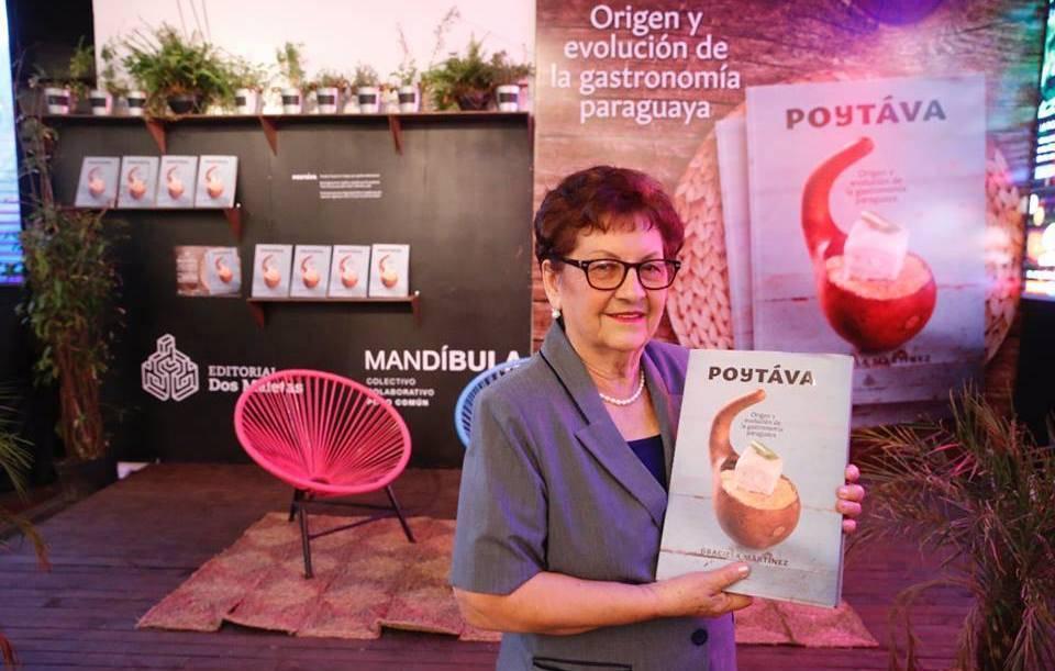 Poytáva, el flamante libro que recopila todos los secretos de la cocina paraguaya