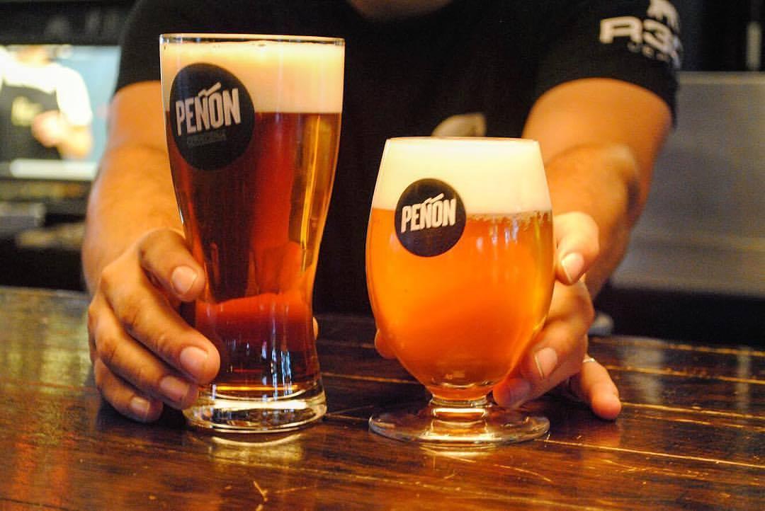 La cervecería cordobesa Peñón del Águila llegó a Palermo