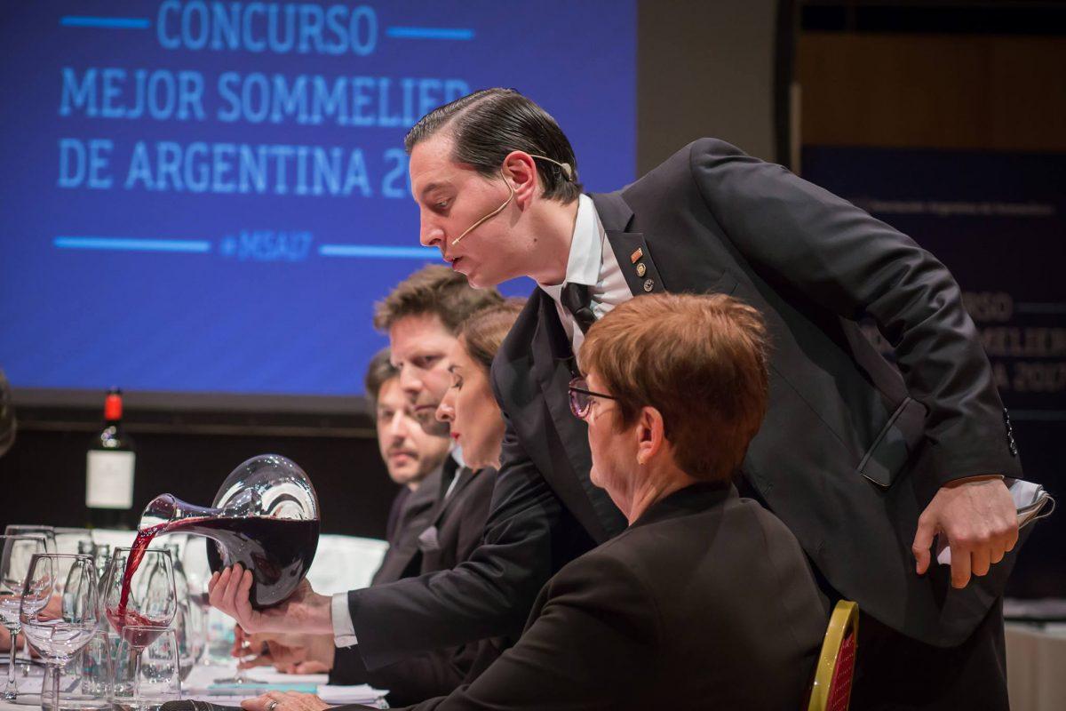 Este es el mejor Sommelier de Argentina 2017