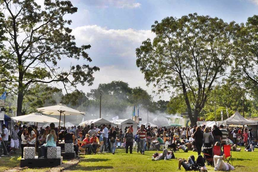 Uribelarrea se prepara para una nueva Fiesta de la Picada y la Cerveza Artesanal