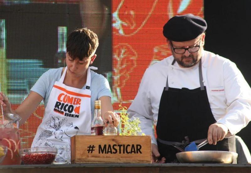 Vuelve la gran fiesta gastronómica argentina, vuelve Masticar