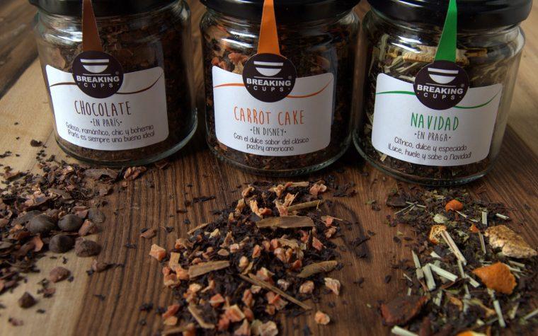 Breaking Cups: té en hebras con el sabor de la experiencia