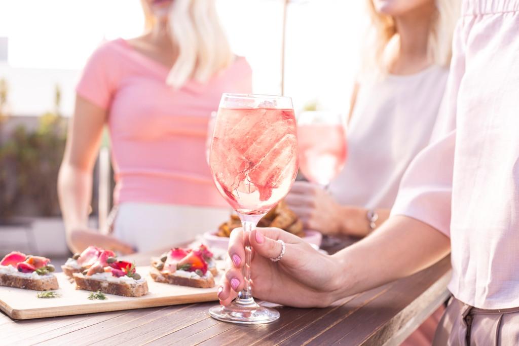 Lanzamiento de primavera: Gancia Frutos Rojos, un cóctel de vino dulce