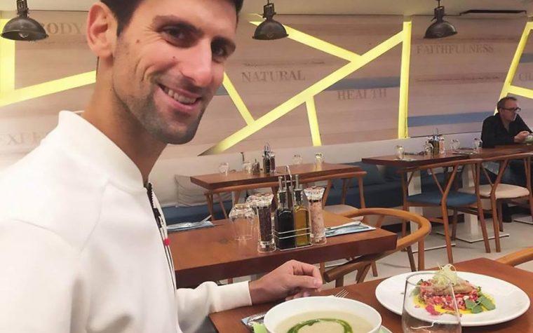 Djokovic solidario: alimentará a personas en situación de calle en su nuevo restaurant