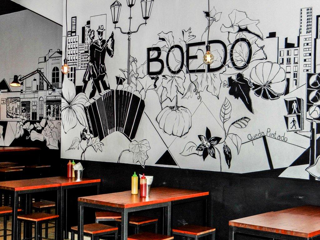 Mi Barrio Hamburguesería inauguró una nueva sucursal en Boedo