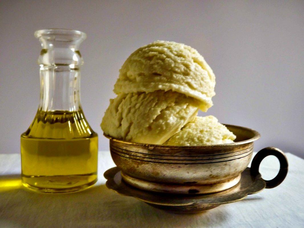 Helado de aceite de oliva, una nueva tendencia gourmet