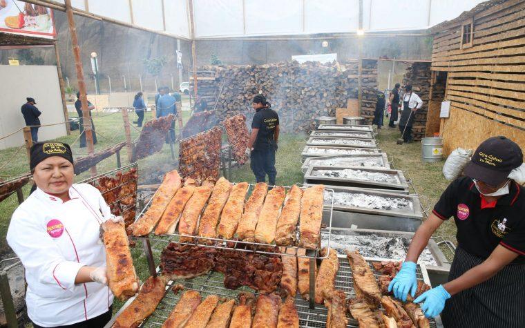 Llega Festival Mistura, una de las más grandes fiestas gastronómicas de América
