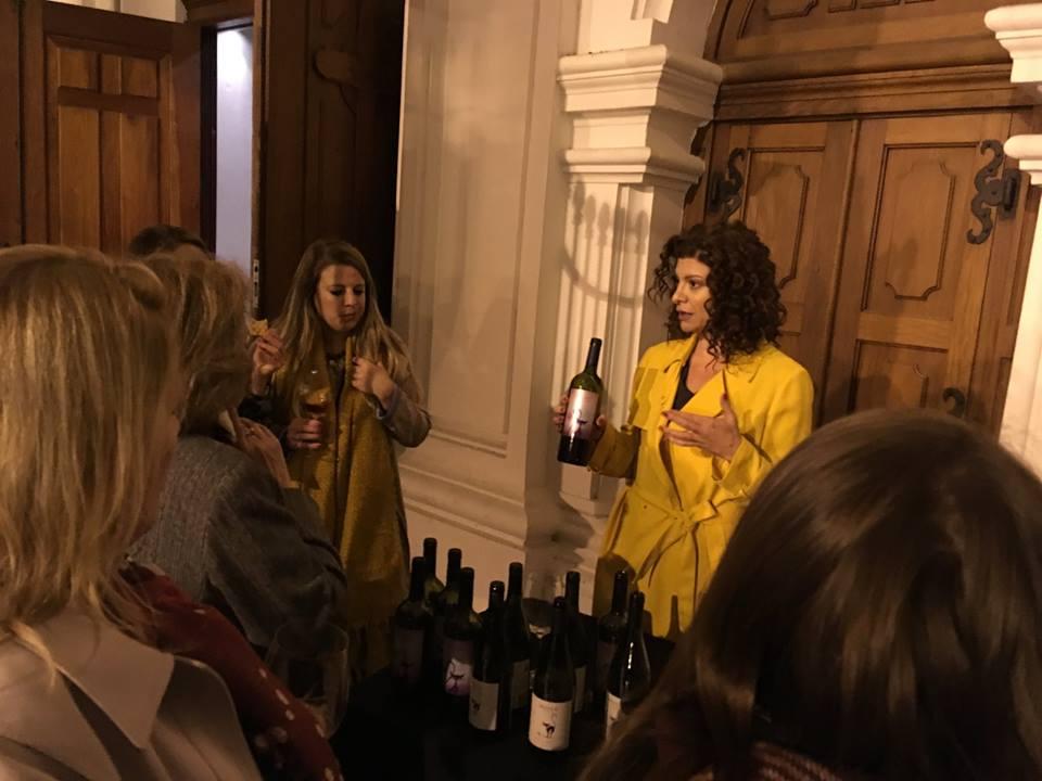 Nueva edición del Wine Tour Urbano de la comunidad de mujeres Enológicas