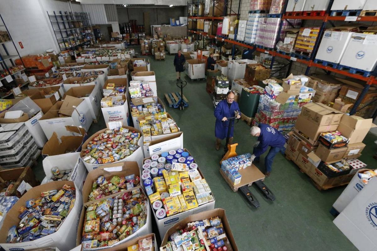 La Red de Bancos de Alimentos celebra un encuentro nacional