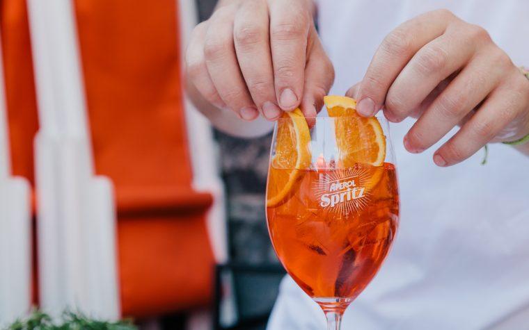 Comenzó la temporada de Spritz en todo el país