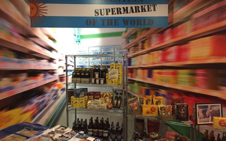 Alimentos argentinos pisan fuerte en China