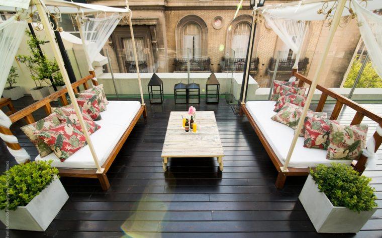 DOME Roof Top: un refugio en pleno corazón porteño
