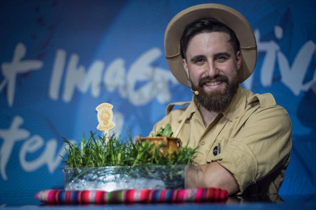 El bartender más creativo del mundo es argentino