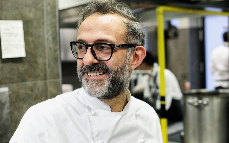"""""""El Pan es Oro"""", lo nuevo de Massimo Bottura"""