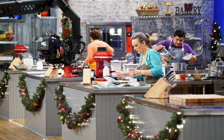 Las mejores recetas navideñas en un especial por la pantalla de Food Network