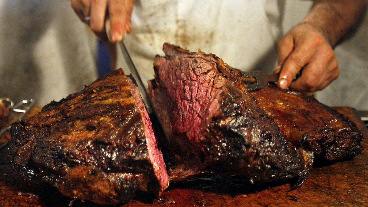 La carne argentina, la mejor del mundo