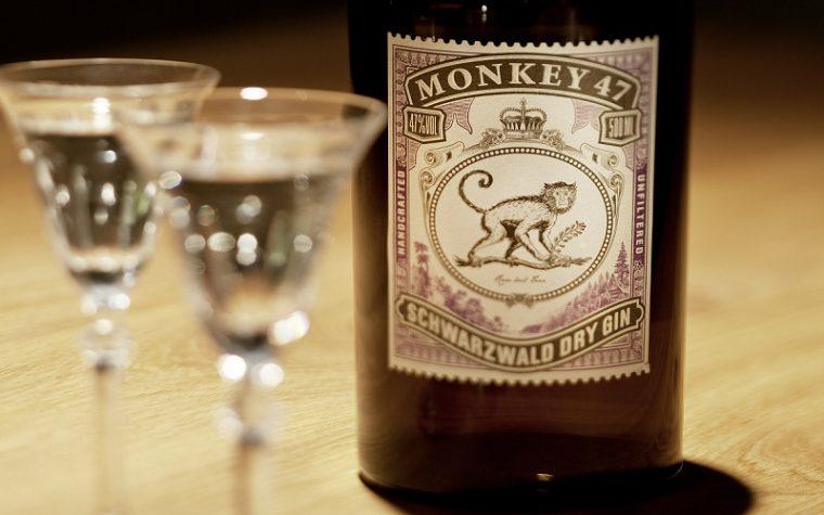 Monkey 47, el gin alemán, llegó a Argentina