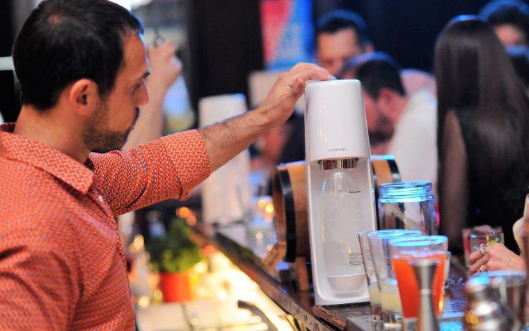 SodaStream, la fábrica de soda casera, llegó a Argentina