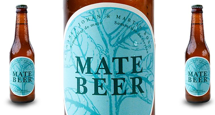 Ingenio cervecero sin fín: salió al mercado Mate Beer