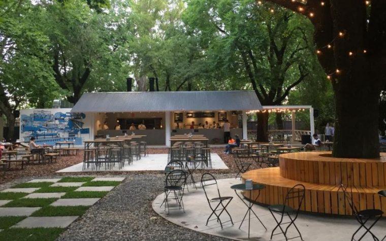 Abrió sus puerta el Jardín Cervecero de Quilmes