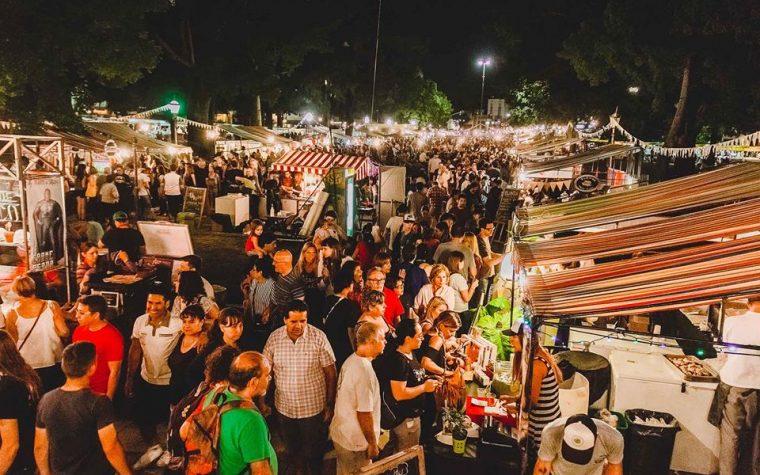 Nueva edición nocturna de Buenos Aires Market en Caballito