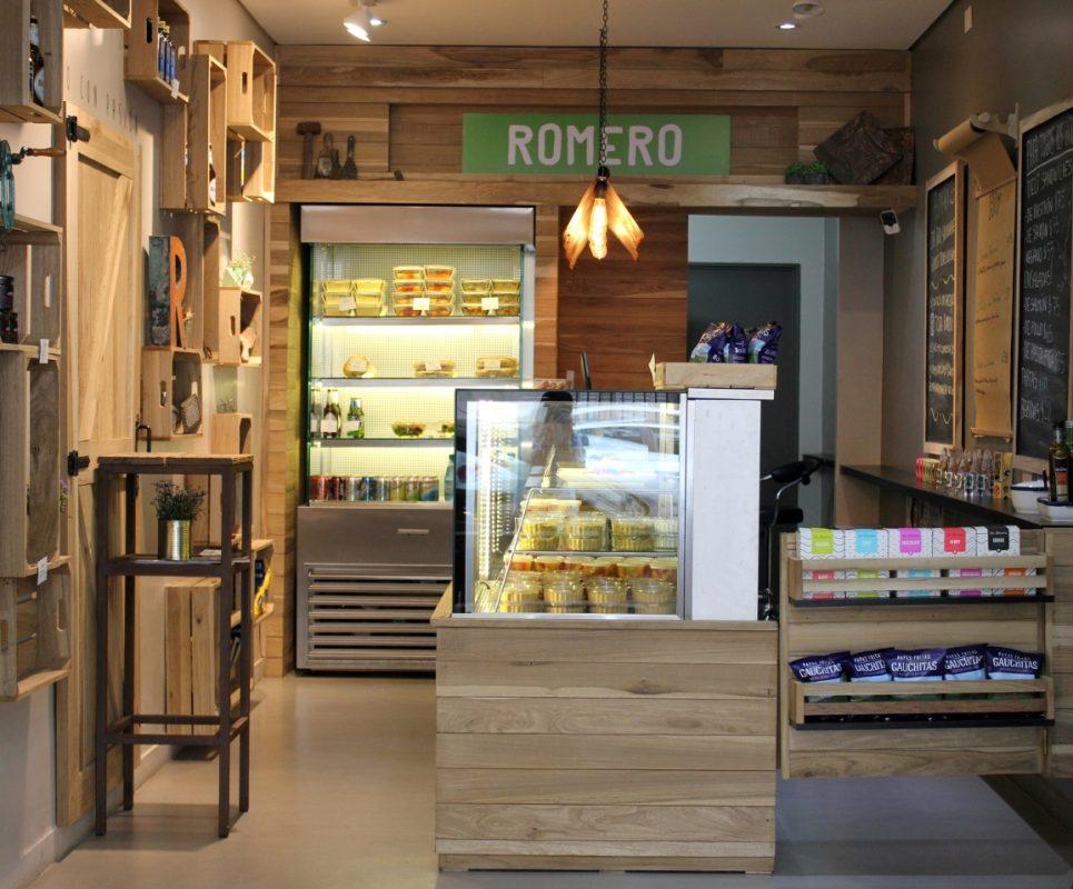 Tienda Romero: platos caseros y saludables
