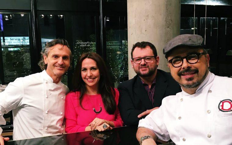 Massey invita y Donato cocina en La Panadería