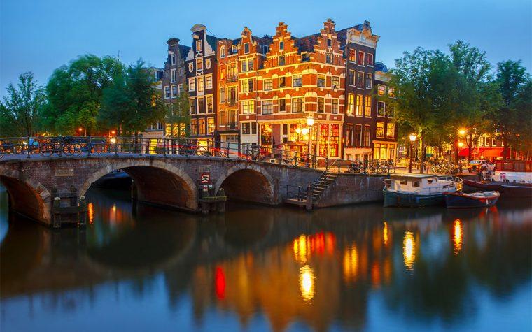 """Destino Amsterdam: 5 imperdibles para recorrer la """"Venecia del norte"""""""