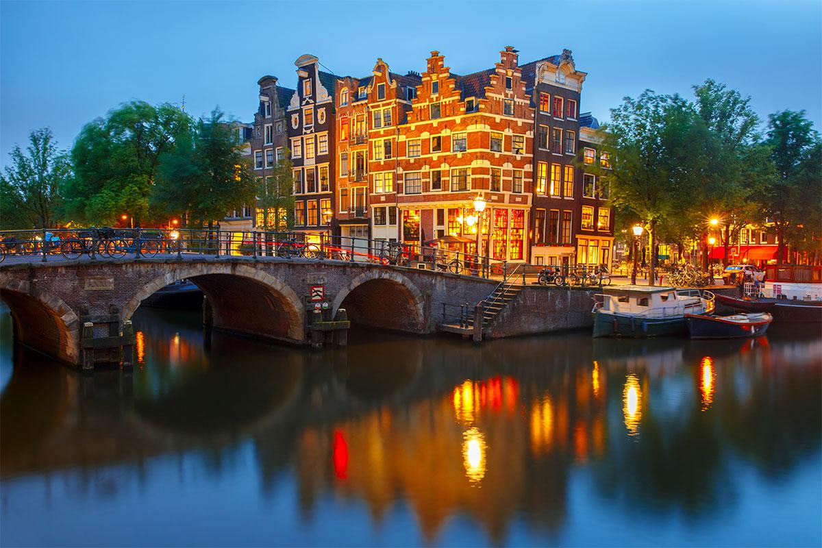 """Destino Amsterdam: 5 actividades imperdibles para conocer la """"Venecia del Norte"""""""