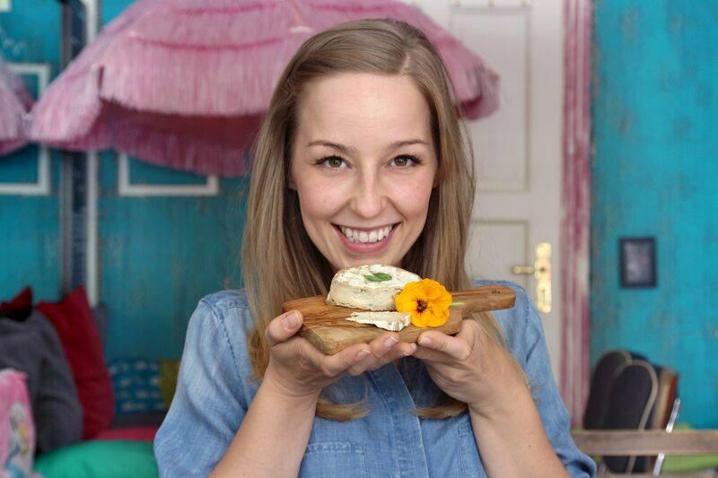 """""""La Veganista"""" enseña a cocinar con súper alimentos para ser feliz"""