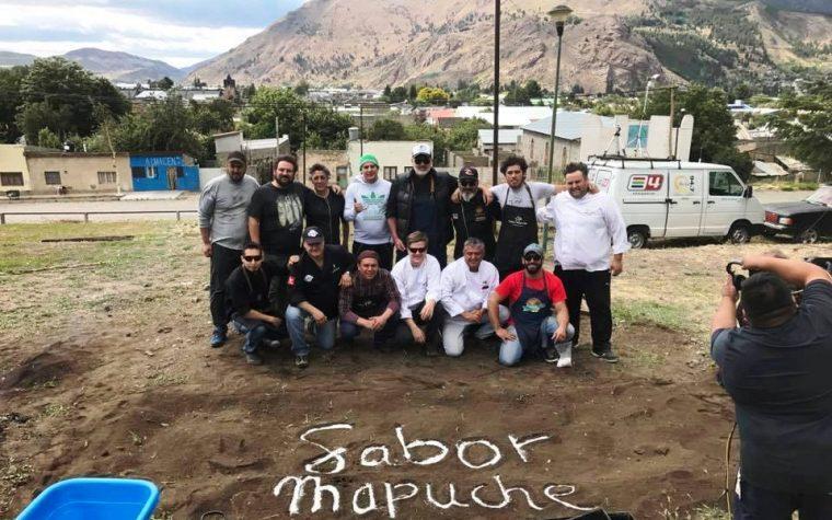 Comenzó en Chubut el festival Sabor Mapuche