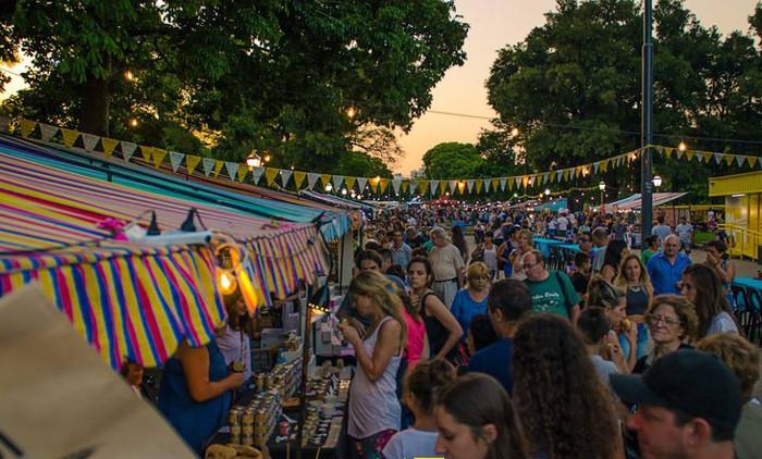 Buenos Aires Market llega este finde a Villa Urquiza en edición nocturna