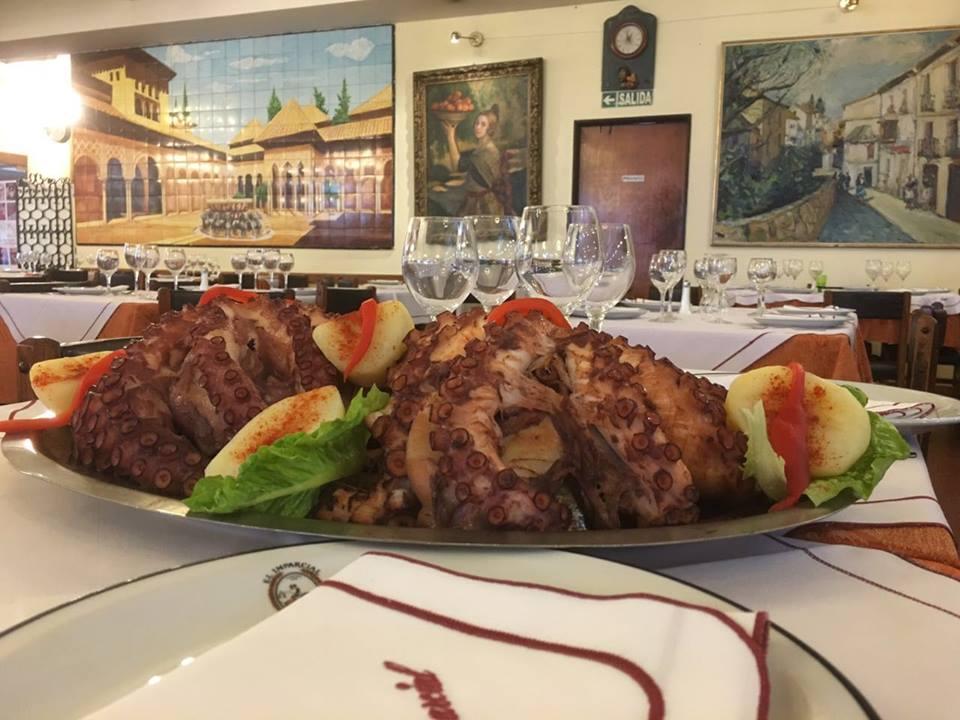 """""""El Imparcial"""" fue declarado el restaurante el más antiguo de la Ciudad"""