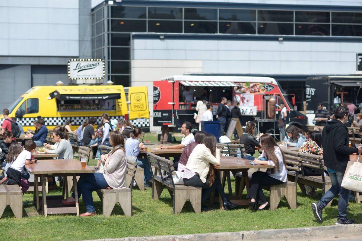 Food Fest inaugura la temporada 2018 este finde en La Rural