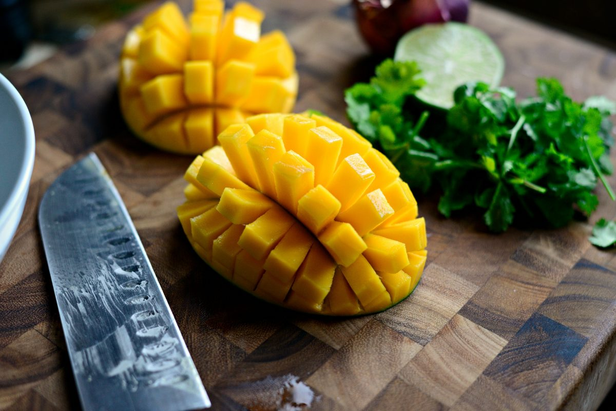 Llega MESA en clave verano con platos a base de berenjena, miel y mango