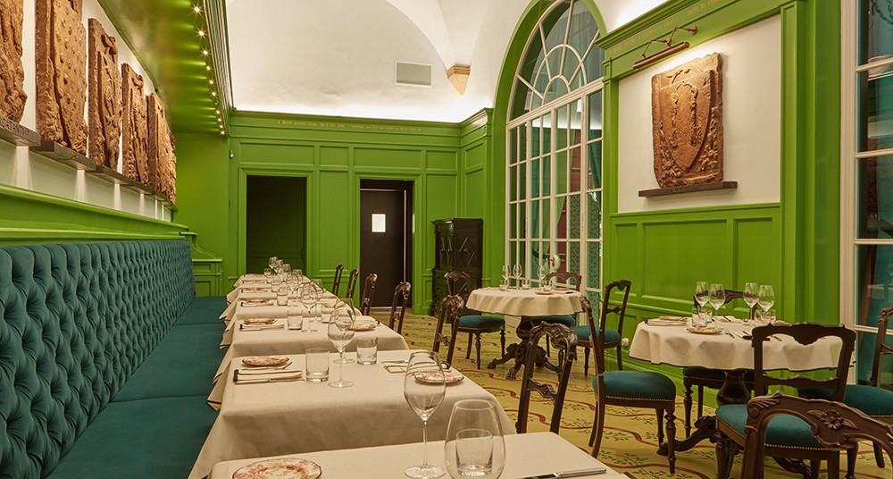 El restaurante de Gucci ya abrió sus puertas en Florencia
