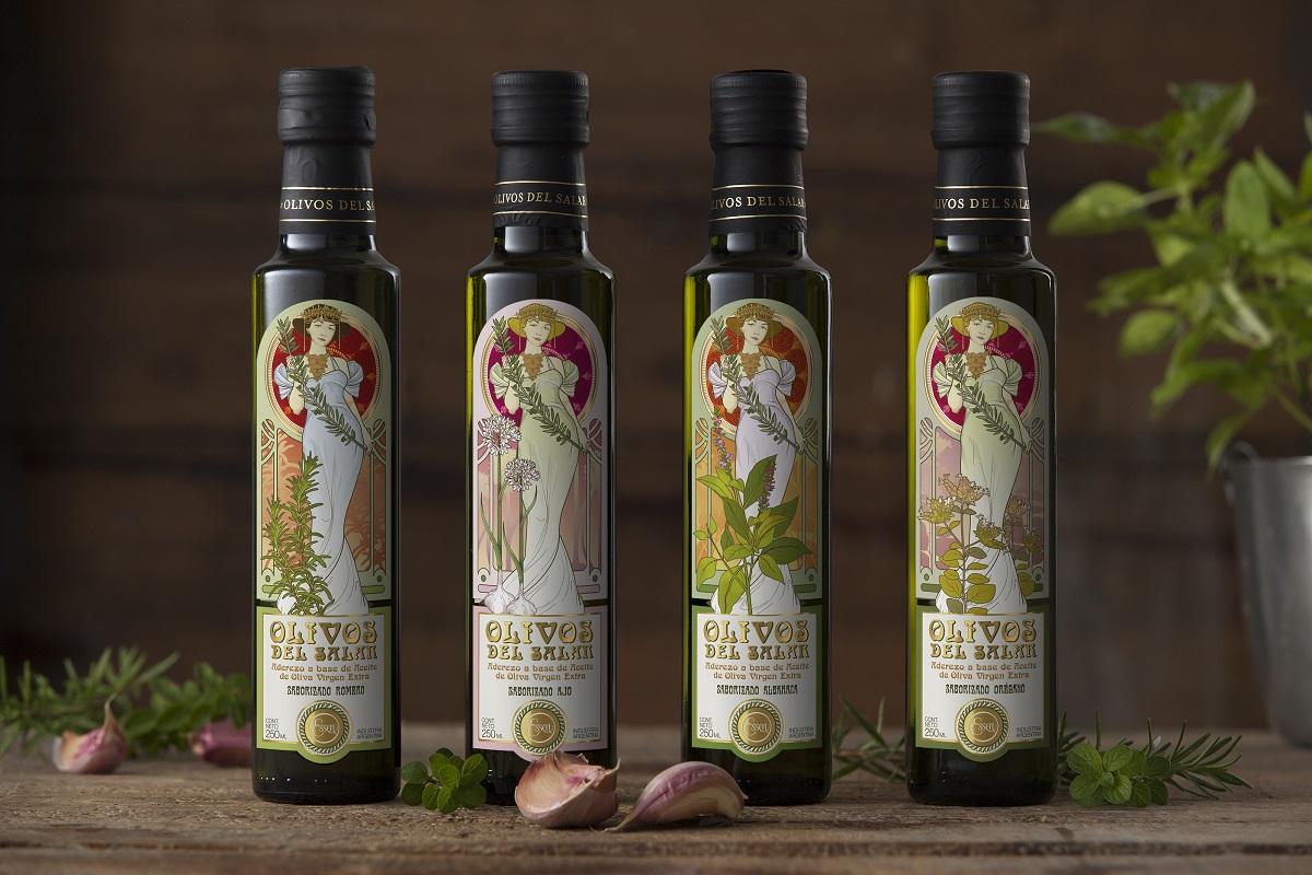 """Essen presenta """"Olivos del Salar"""", su línea de aceite de oliva premium"""