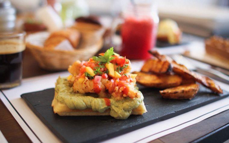Waffles dulces y salados: tradición belga en Buenos Aires