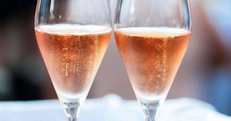 Burbujas de regalo para los enamorados en su día