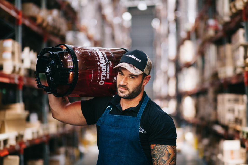 La cervecería Otro Mundo lanza los primeros barriles no retornables de cerveza