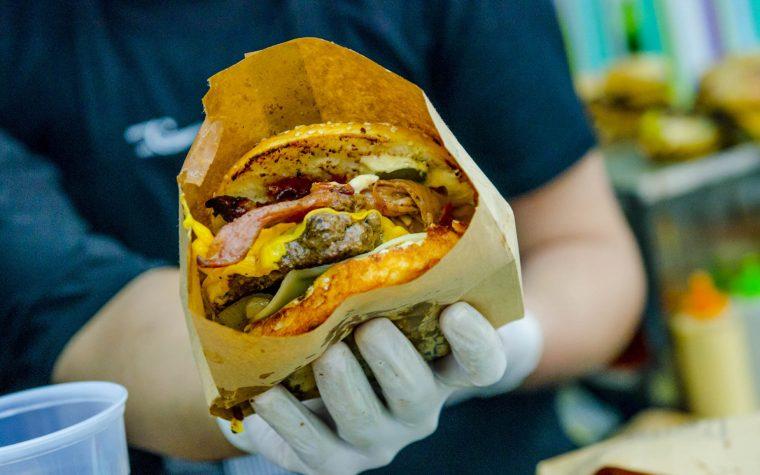 Vuelve Burgerfest, el festival que hace culto a la hamburguesa