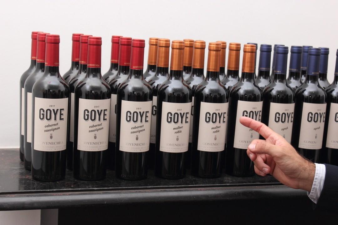 """La Bodega Goyenechea se renueva y presenta """"Goye"""""""