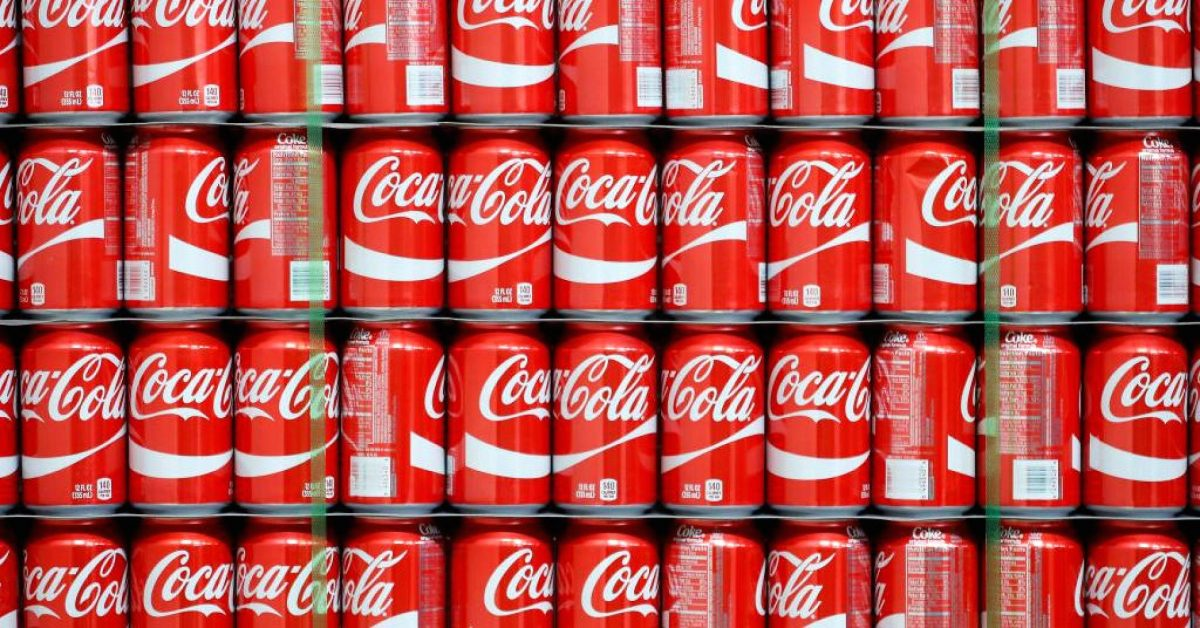 Coca Cola lanza su primer bebida alcohólica