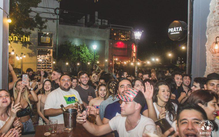 Este finde la birra tendrá su gran fiesta: llega La Noche de las Birrerías
