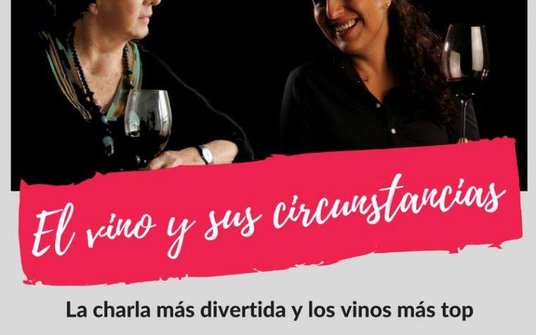 """""""El vino y sus circunstancias"""": tertulia y degustación con dos mujeres referentes en la materia"""