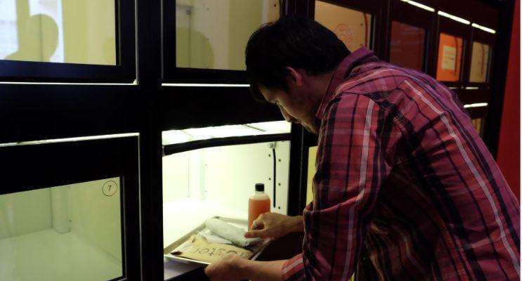 Abrió en Buenos Aires el primer restaurante automatizado de América Latina