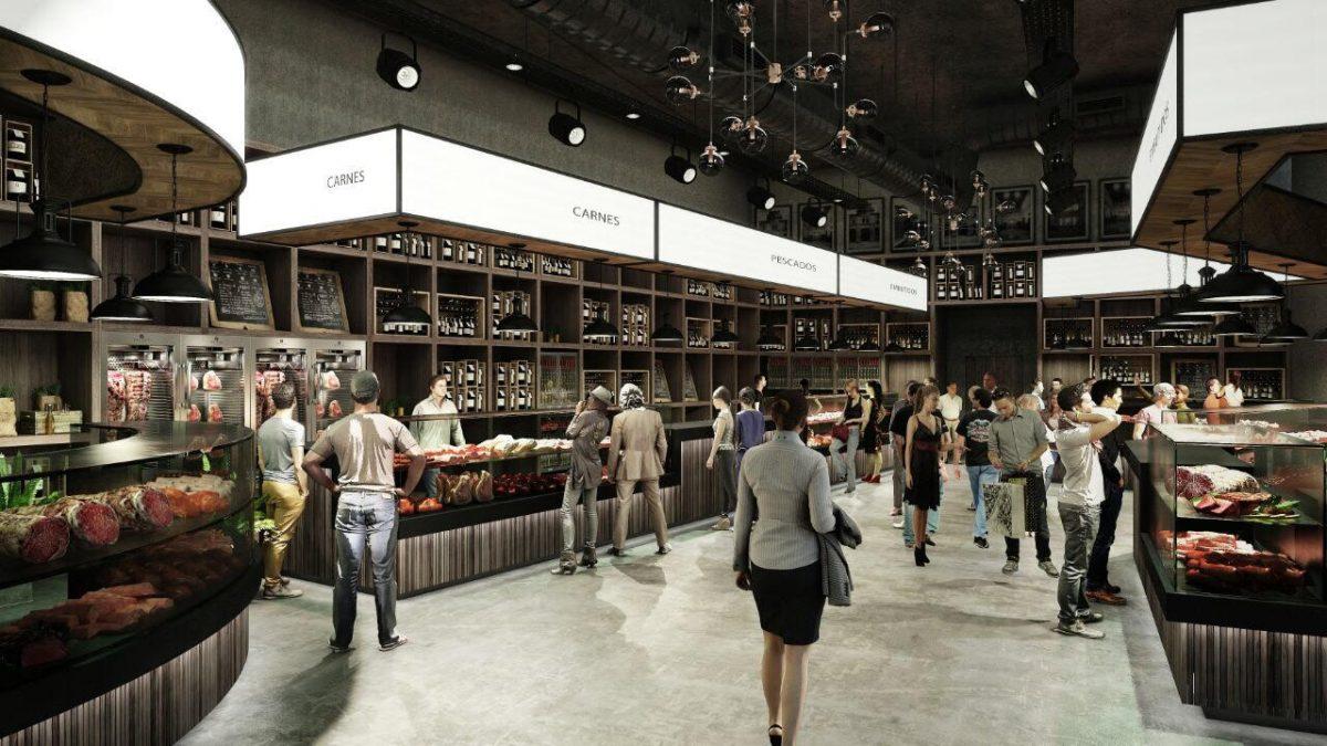 Se viene el Mercado de los Carruajes, el primer mercado gourmet de Buenos Aires